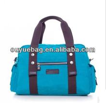 wholesale 2015 Stylish mens outdoor travelling bag shoulder bag