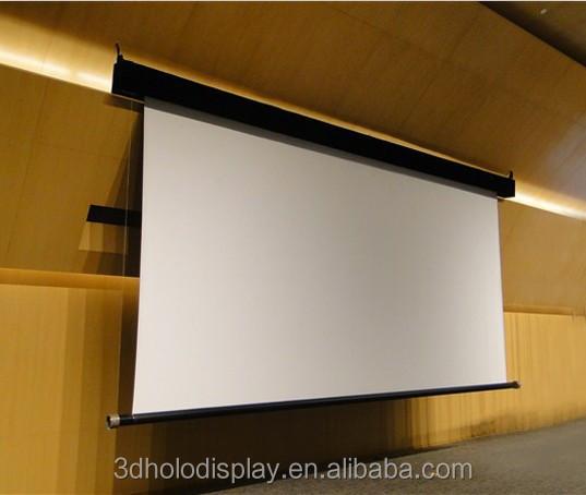 300 cran de projection motoris grande taille cran de projection lectrique chine. Black Bedroom Furniture Sets. Home Design Ideas