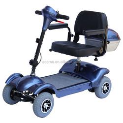 2015 hot sale 4x4 wheelchair reclining mobi electric folding wheelchair cost