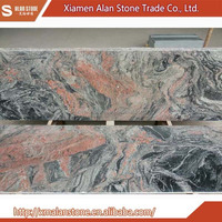 Factory Direct Sales All Kinds Of red multi color granites