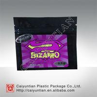 Hot selling bizarro zenbio herbal incense bags