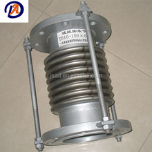 compensator bellows with welding round flange
