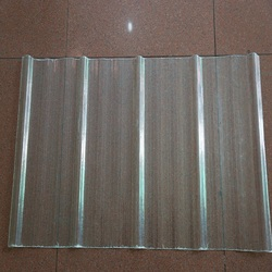 XINHAI High Efficiency And Cheap skylight transparent glass roof tile