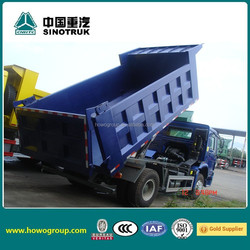 SINOTRUK HOWO 4x4 mini dump truck small dump truck for sale