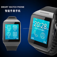 Best price of smart watch phone bluetooth android cell phone watch with 3.0 bluetooth