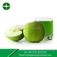 fresh qinguan green apple from China in low price