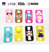 2015 Best Selling silicone case for iPhone 6 , 3D Sublimation Mold For Iphone , 3d Phone Case In Cheap Price