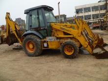 Used USA original backhole loader CASE 580M,580L,590M