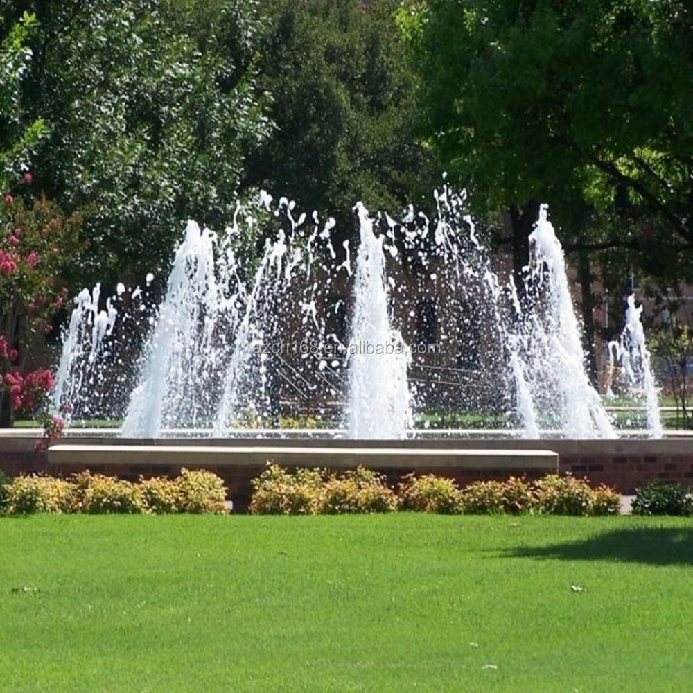 Peque o redonda fuente de agua de piscina redonda fuente - Fuentes para jardin pequeno ...