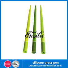 Logo printing custom silicone promotional ball pen