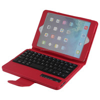 Factory price detachable bluetooth keyboard case cover For iPad Mini234