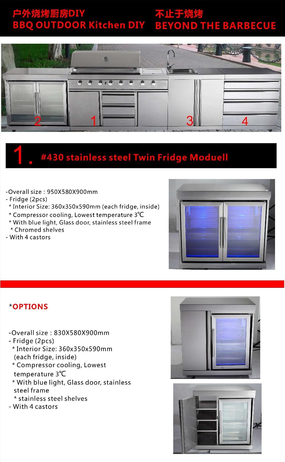 edelstahl outdoor grill küche-wandschrank-produkt id:60319850336