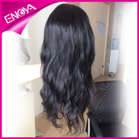 Top Quality Natural Wave Wholesale Cheap Human Hair Full Lace Wig