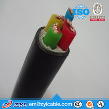 HS Code for Power Cable with Low Voltage PVC/XLPE Insulation 8544492100