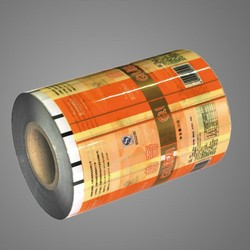NEW 35CM/65CM width Food Packaging Auto Reel Film Laminated Roll Printing Packing Materials