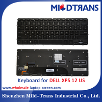 OEM US Keyboard Win 8 key For DELL XPS 12
