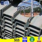 36a metal aço estrutural U feixe Preço