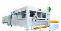 Leather Spraying Machine - Leather Spraying Machine for Wet Blue Cow Leather Process Factory