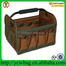 23 pockets bucket garden tool bag for men