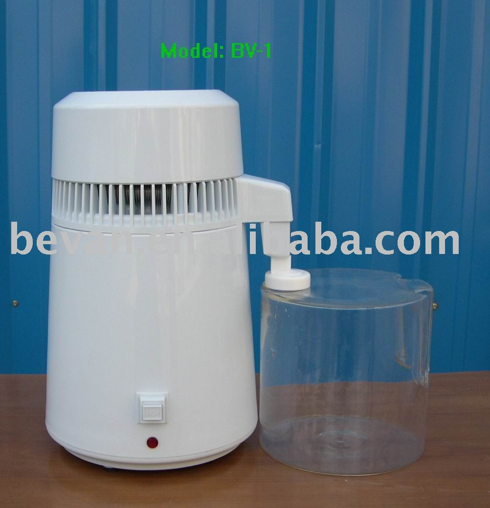 Commercial Water Distiller ~ Electric water distiller bv view pure