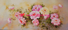 imitate chinese watercolor flower painting