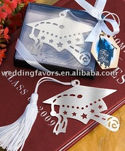 Book Lovers Collection graduation cap bookmarks