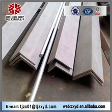 High quality 316L stainless steel angle cold rolled