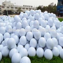 Custom logo driving range golf balls