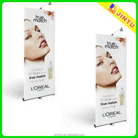 full color printed roll up banner, digital roll up banner, rollup stand