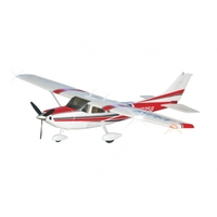 Radio Control Toy Style 500 Class Brushless Cessna-182 rc airplane model rc aircraft WITH 2.4GHz 6CH remote control system.