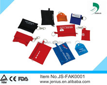 Professional manufacture Gift promotion CPR first aid kit