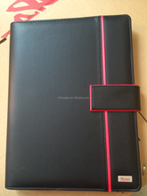 New Design Customized A5 Notebook Cover With Key