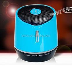 Hot Unique wireless mini portable bluetooht speaker