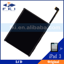Original new lcd for ipad 3, for ipad 3 lcd reparation
