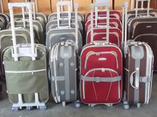 2012 standard size cheap trolley suitcase