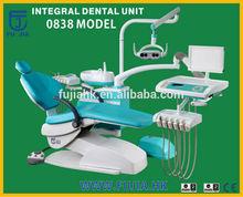 Modelo 0838 Hyadraulic / compensación / unidad dental / dental silla para dentista