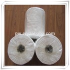 """Grau 60 100 metros 36"""" wide branqueada tecido voil roll"""