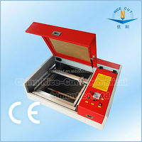 NC-S4040 Hot Sale wood leather cloth paper acrylic laser cutting machine price
