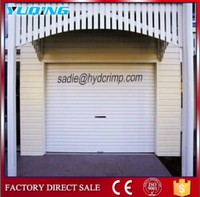YQA-01 industrial rolling shutter door, automatic gates for garage