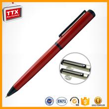 Custom logo porcelain pen promotion metal ball pen