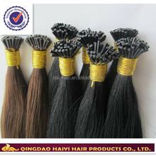 Pre-bonded Hair Wholesale Price Hair Natural Russian I Tip Hair