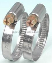 High quality adjustable clamp,w1 w2 w3 w4 w5 germany type hose clamp