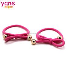 New design elastic hair tie for girls