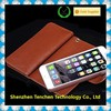 """PU Leather Wallet Folio Case with Credit Card ID Slots Currency Pocket Hand Strap and Stand for Apple iPhone 6 4.7"""""""