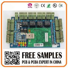 access control PCB/PCBA, access control board, access control circuit board