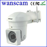 New P2P Cam Free Software View Alarm E-mail Waterproof Wifi Video Camera IP