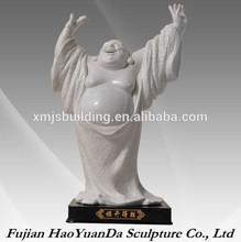 de estilo oriental de cerámica estatua budda