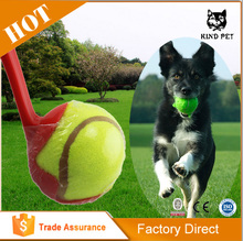 Hot Saling Throwing Tennis Ball Dog Chew Rope Balls For Dog Plays Balls Toy