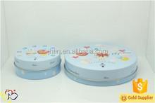 Alibaba Assurance Food Grade Round Tin Can Wholesale to Oversea Market proveedor china