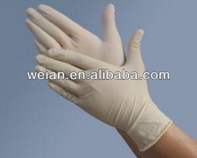 disposable sterile surgical glove for operation